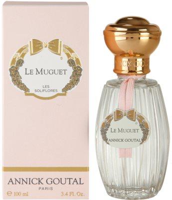 Annick Goutal Le Muguet (2012) Eau de Toilette pentru femei