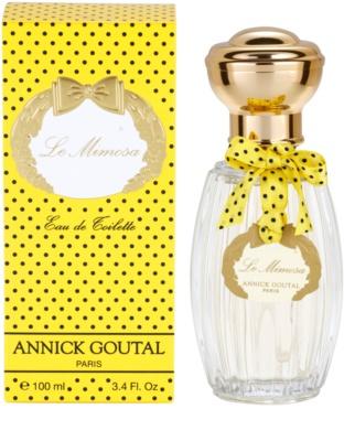 Annick Goutal Le Mimosa Eau de Toilette pentru femei