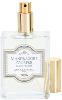 Annick Goutal Mandragore Pourpre eau de toilette teszter férfiaknak 1