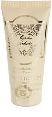 Annick Goutal Myrrhe Ardente sprchový gel pro ženy