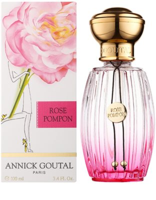 Annick Goutal Rose Pompon Eau de Toilette para mulheres