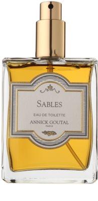 Annick Goutal Sables eau de toilette teszter férfiaknak 1