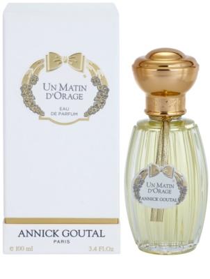 Annick Goutal Un Matin D´Orage Eau de Parfum para mulheres
