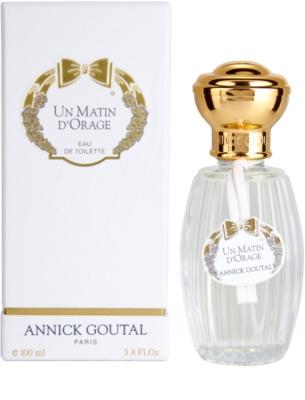 Annick Goutal Un Matin D´Orage Eau de Toilette für Damen