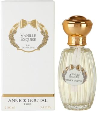 Annick Goutal Vanille Exquise Eau de Toilette para mulheres