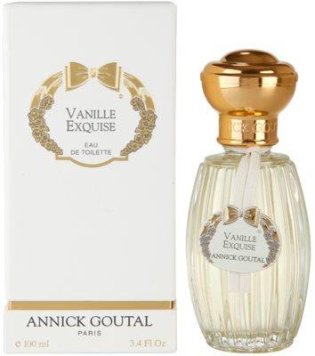 Annick Goutal Vanille Exquise toaletní voda pro ženy