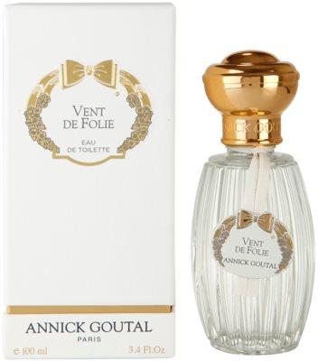 Annick Goutal Vent De Folie Eau de Toilette für Damen