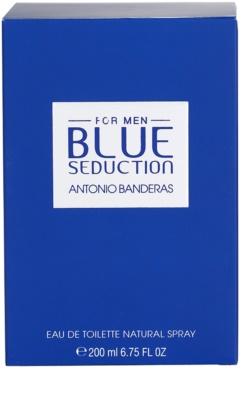 Antonio Banderas Blue Seduction woda toaletowa dla mężczyzn 4