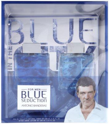 Antonio Banderas Blue Seduction zestaw upominkowy