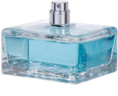 Antonio Banderas Blue Seduction for Women toaletní voda tester pro ženy 1