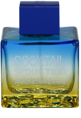 Antonio Banderas Cocktail Seduction Blue Eau de Toilette para homens 2