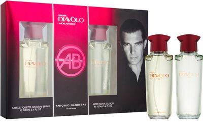 Antonio Banderas Diavolo set cadou