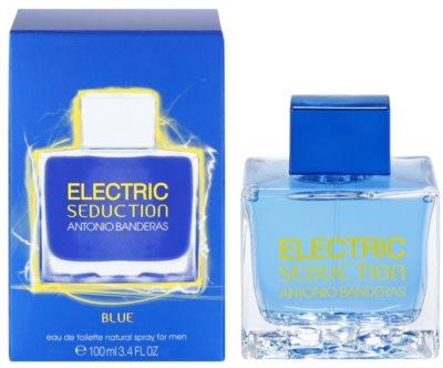 Antonio Banderas Electric Blue Seduction toaletna voda za moške