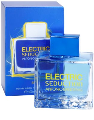Antonio Banderas Electric Blue Seduction Eau de Toilette für Herren 1