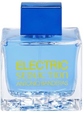 Antonio Banderas Electric Blue Seduction Eau de Toilette für Herren 2
