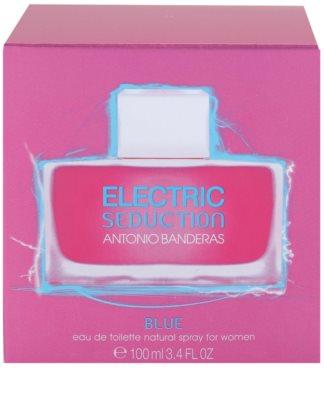 Antonio Banderas Electric Blue Seduction Eau de Toilette für Damen 4