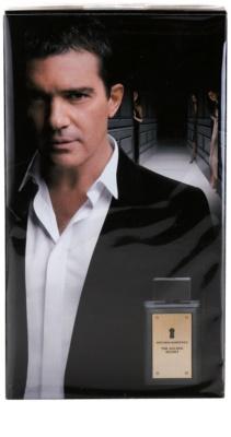 Antonio Banderas The Golden Secret toaletná voda pre mužov 4