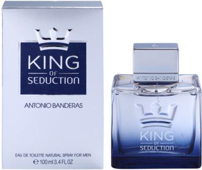 Antonio Banderas King of Seduction toaletní voda pro muže
