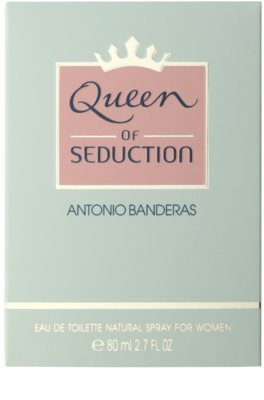 Antonio Banderas Queen of Seduction Eau de Toilette pentru femei 1