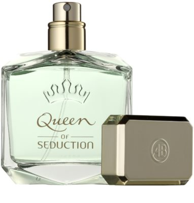 Antonio Banderas Queen of Seduction Eau de Toilette pentru femei 4