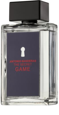 Antonio Banderas The Secret Game Eau de Toilette für Herren 2