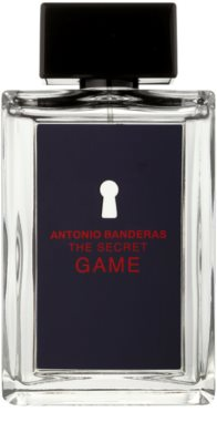 Antonio Banderas The Secret Game Eau de Toilette für Herren 3