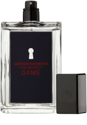 Antonio Banderas The Secret Game Eau de Toilette für Herren 4