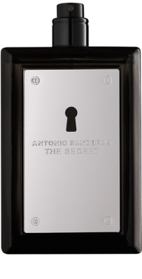 Antonio Banderas The Secret eau de toilette teszter férfiaknak