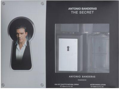 Antonio Banderas The Secret Geschenksets 2
