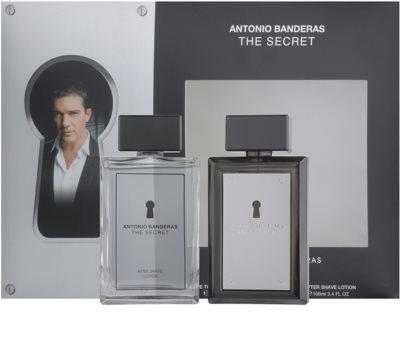 Antonio Banderas The Secret set cadou