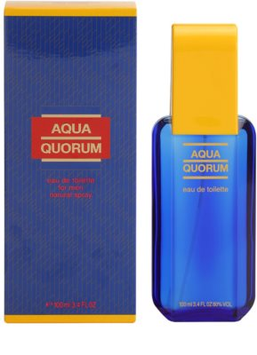 Antonio Puig Aqua Quorum toaletní voda pro muže