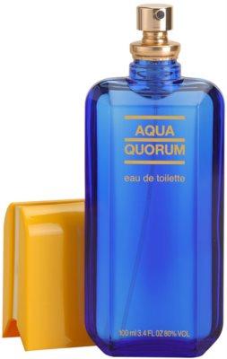 Antonio Puig Aqua Quorum Eau de Toilette pentru barbati 3
