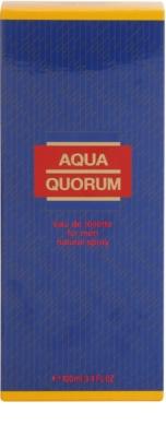 Antonio Puig Aqua Quorum Eau de Toilette para homens 4