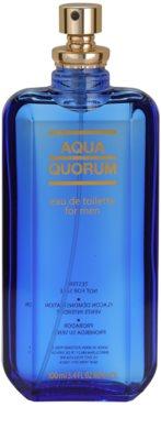 Antonio Puig Aqua Quorum eau de toilette teszter férfiaknak