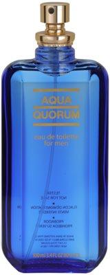 Antonio Puig Aqua Quorum woda toaletowa tester dla mężczyzn