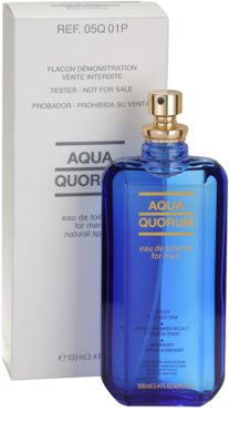 Antonio Puig Aqua Quorum woda toaletowa tester dla mężczyzn 2