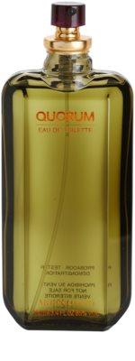 Antonio Puig Quorum toaletná voda tester pre mužov