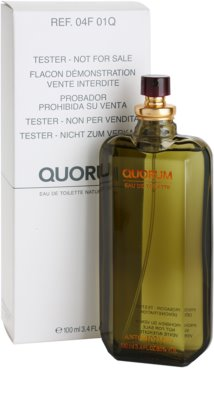 Antonio Puig Quorum toaletní voda tester pro muže 1