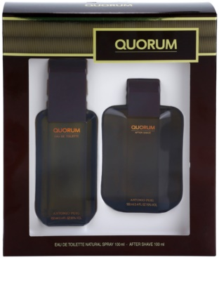 Antonio Puig Quorum подарунковий набір