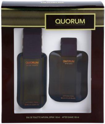 Antonio Puig Quorum set cadou
