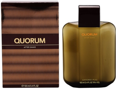 Antonio Puig Quorum losjon za po britju za moške
