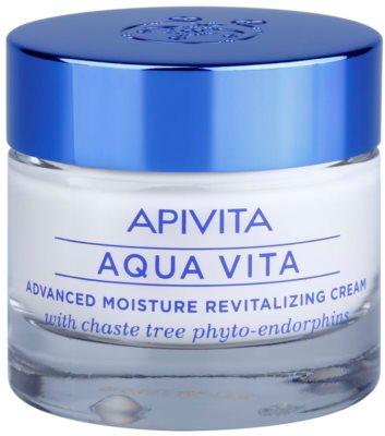 Apivita Aqua Vita intenzivní hydratační a revitalizační krém pro normální a suchou pleť