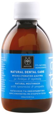 Apivita Natural Dental Care Total enjuague bucal