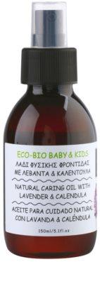 Apivita Eco-Bio Baby & Kids hydratačný a upokojujúci olej pre deti