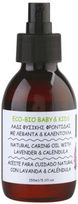 Apivita Eco-Bio Baby & Kids feuchtigkeitsspendendes und beruhigendes Öl für Kinder 1