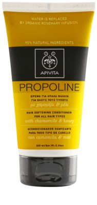 Apivita Propoline Chamomile & Honey kondicionáló minden hajtípusra