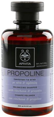 Apivita Propoline Cinchona & Propolis šampon pro objem