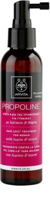 Apivita Propoline Lupin & Laurel Pflege gegen Haarausfall