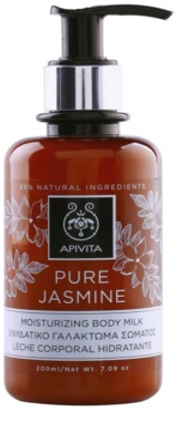 Apivita Pure Jasmine leche corporal hidratante