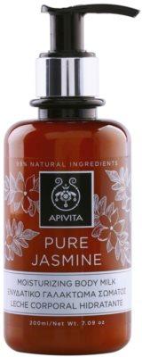 Apivita Pure Jasmine nawilżające mleczko do ciała